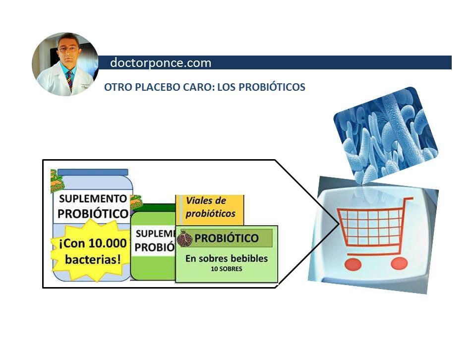 Otro placebo caro: los probioticos