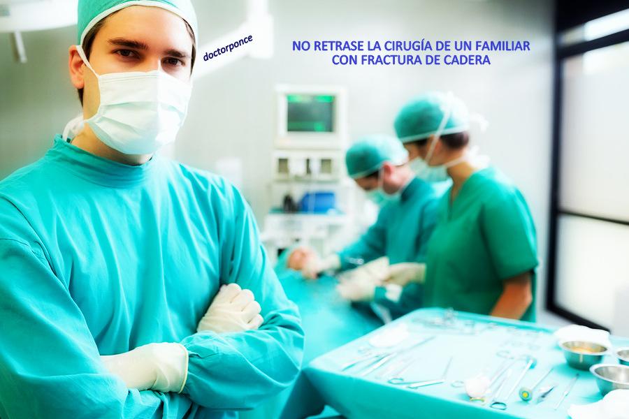 retraso cirugia cadera