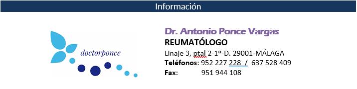 Información sobre la clínica