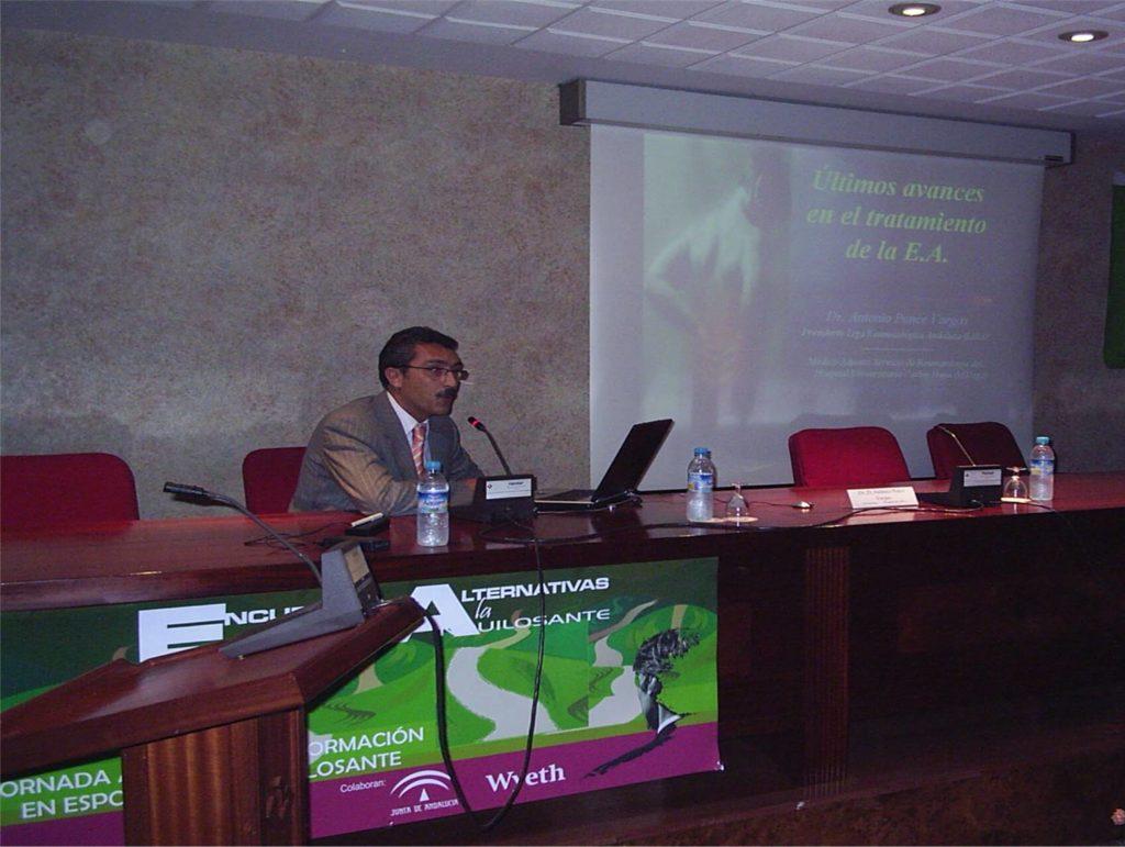 ASOCIACIONES DE PACIENTES DE ESPONDILITIS ANQUILOSANTE EN ESPAÑA