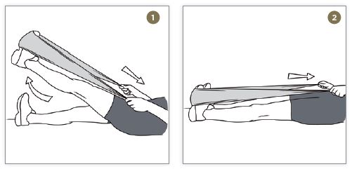 ejercicios para rodillas con artrosis