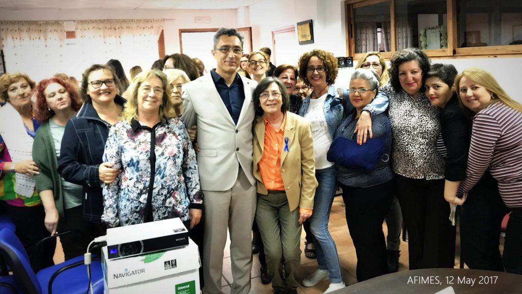 ASOCIACIONES DE PACIENTES DE FIBROMIALGIA EN ESPAÑA