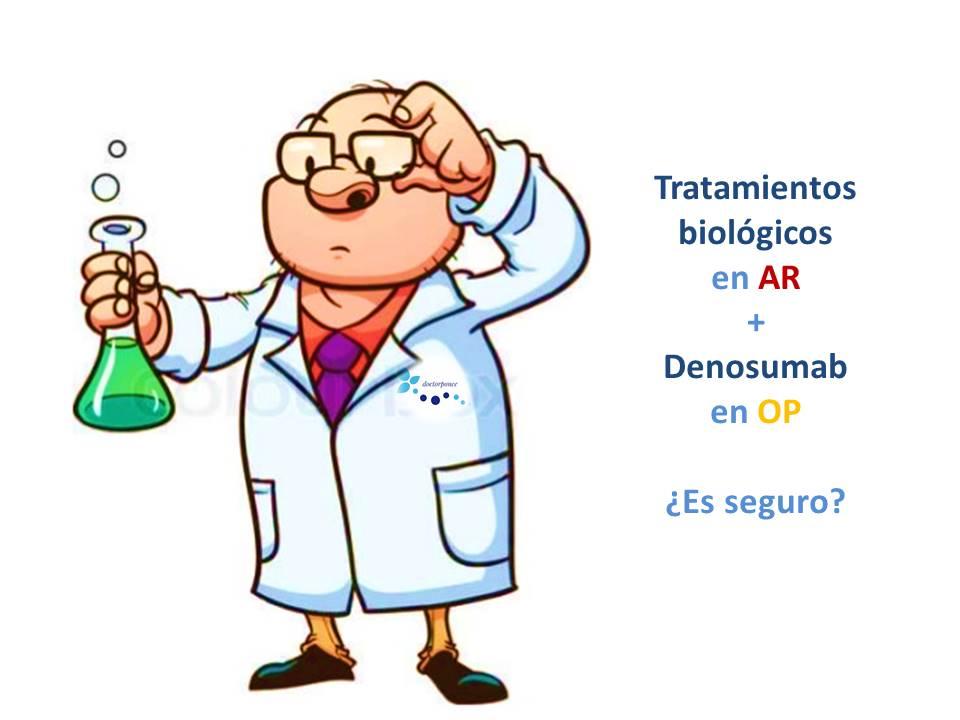 Denosumab y biologicos en el paciente