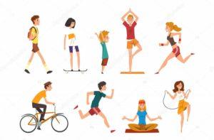 Guía Para Inicio De Actividad Física Y Ejercicio Clínica Reumatológica Dr Ponce