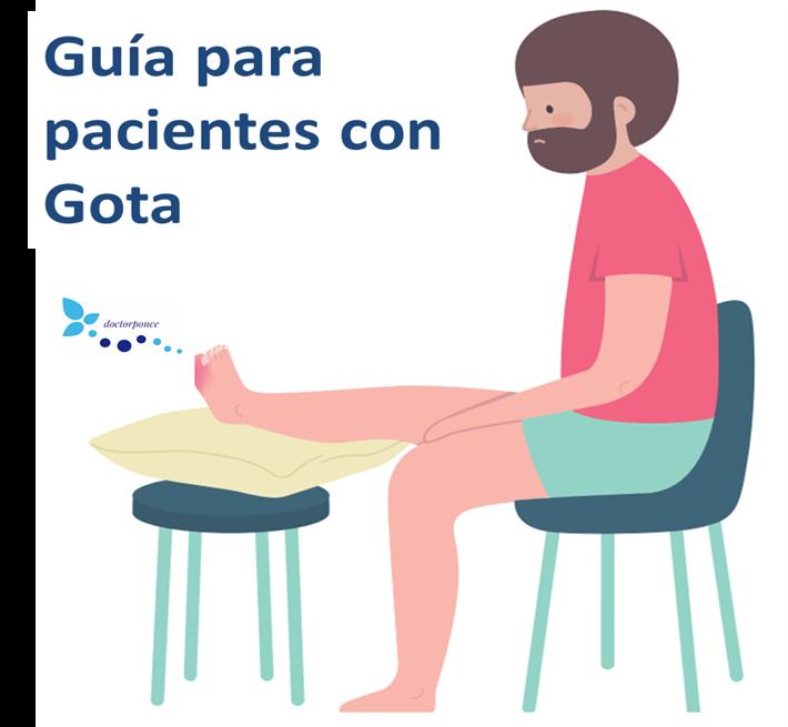 Guía para pacientes con Gota