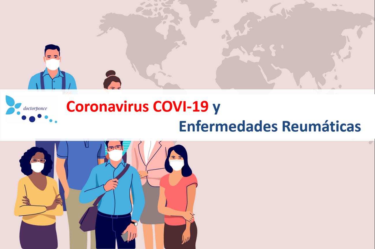 Covid y enfermedad reumatica
